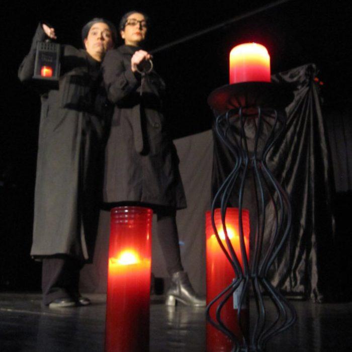 Pánico Escénico Teatro - La Casa de los Errores