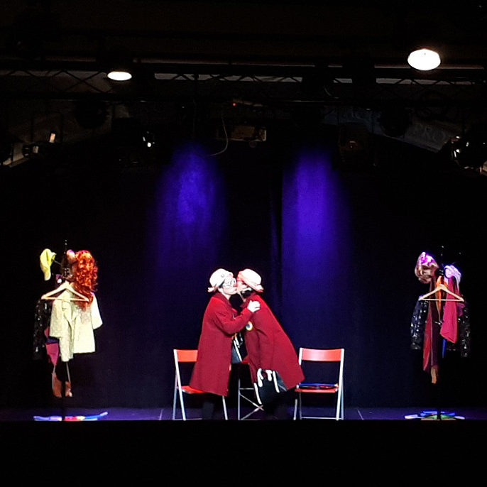 Pánico Escénico Teatro - Ver Venir