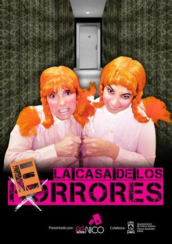 Pánico Escénico Teatro - Obras - La Casa de los Errores