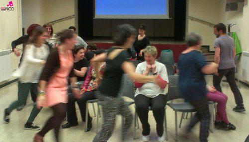 Pánico Escénico Teatro - Talleres - Risoterapia - Taller de Risoterapia