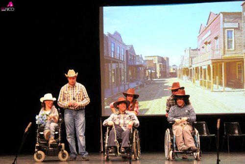 Pánico Escénico Teatro - Talleres - Taller de Teatro Asociación Aspace